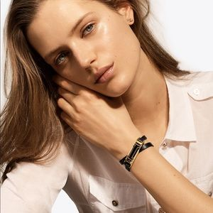 NWOT Tory Burch Double-wrap Bracelet for Fitbit